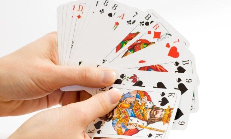 Pravidlá kartovej hry Podvod