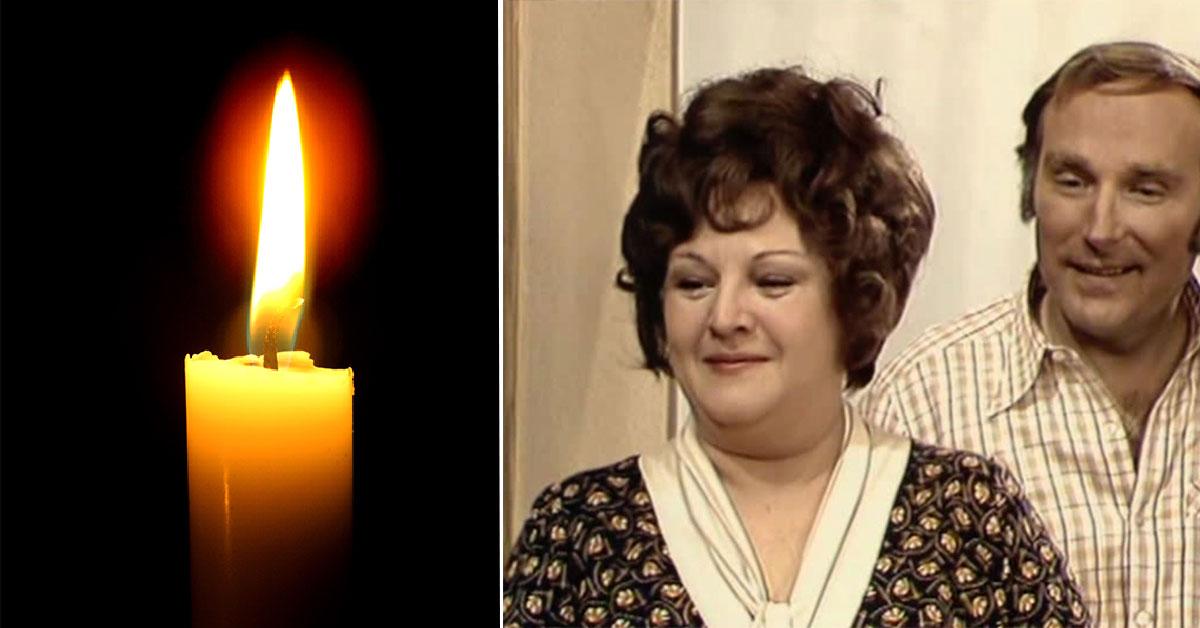 Eva Krížiková zomrela 85 rokov