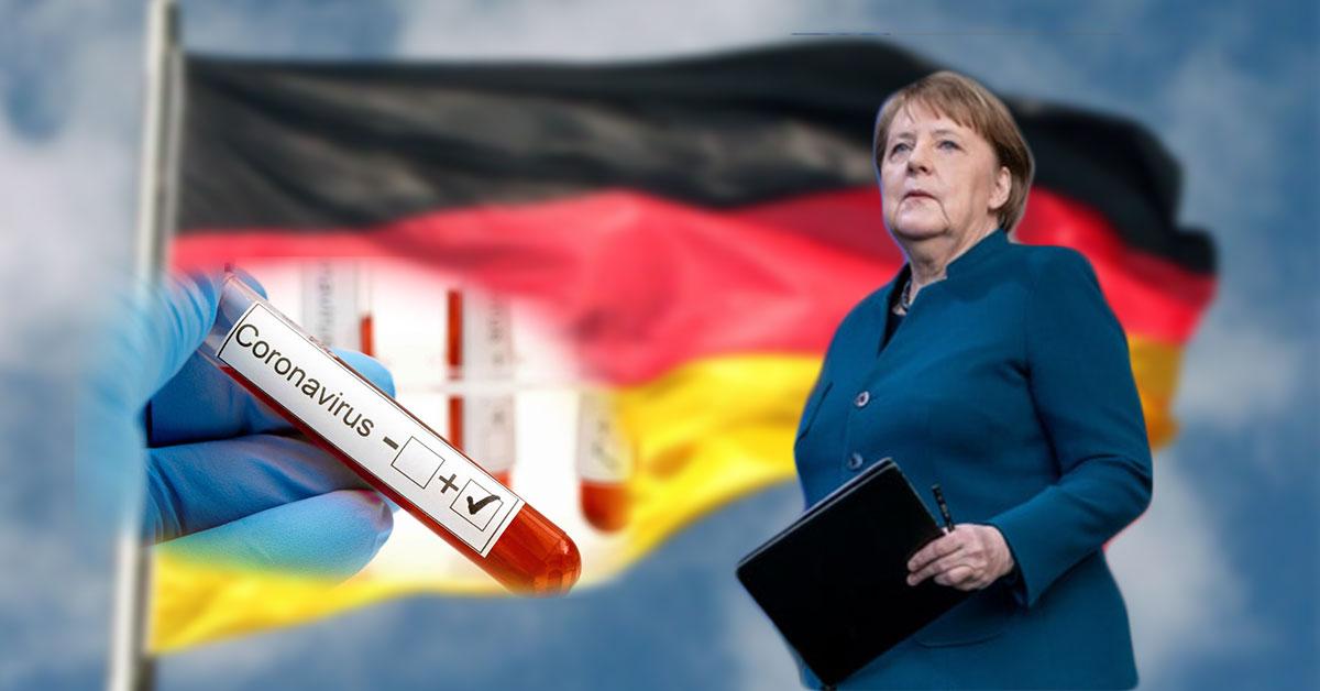 Merkelová v karanténe