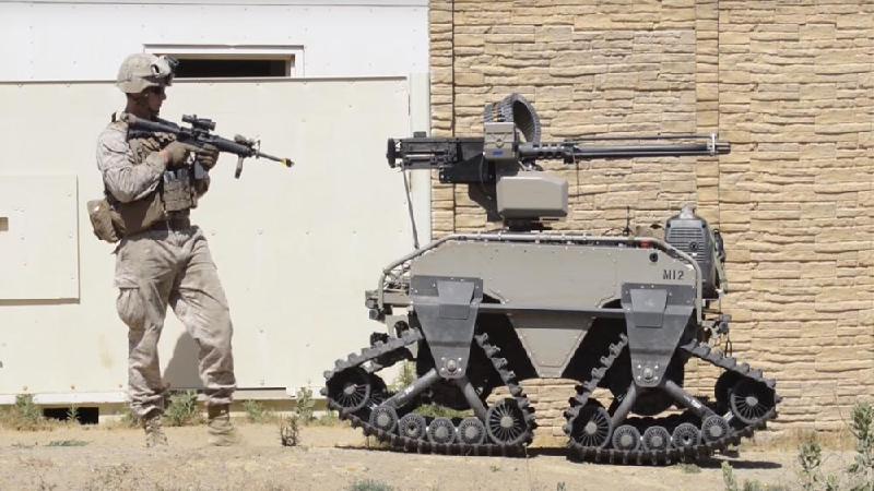 AI armáda