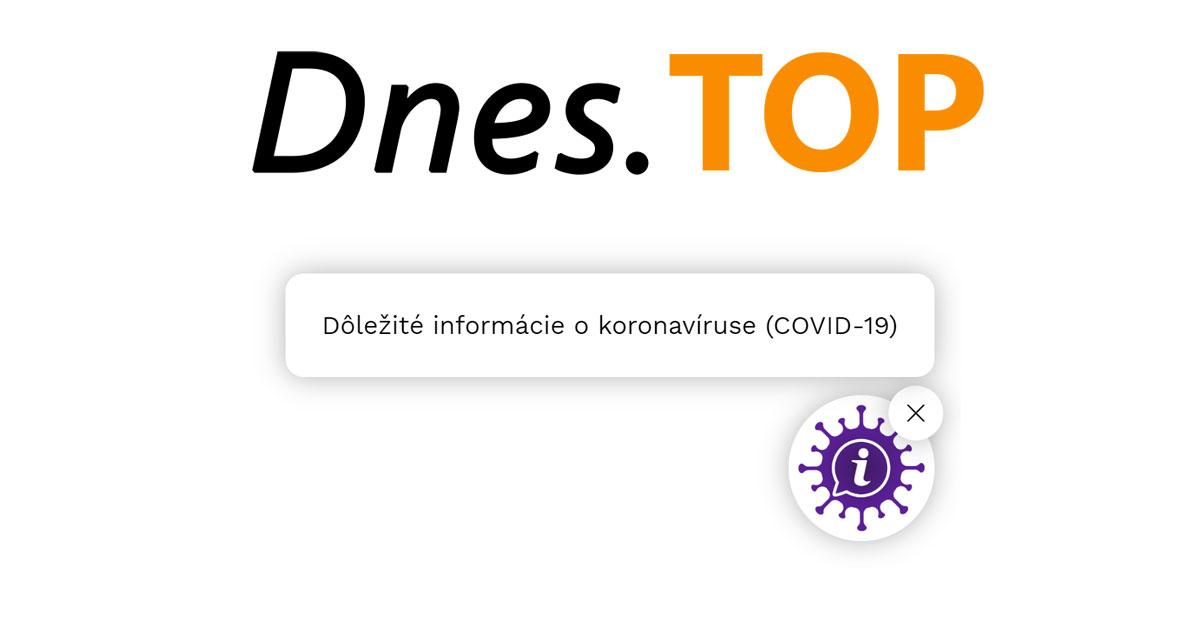 Chat Bot Koronavírus