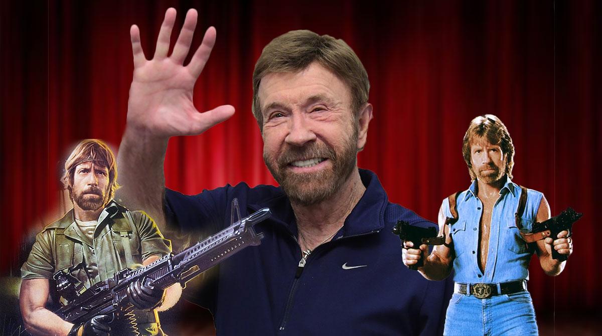 Chuck Norris 80 rokov