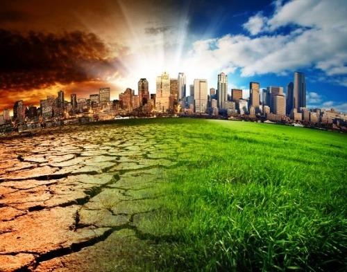 Globálne oteplovanie