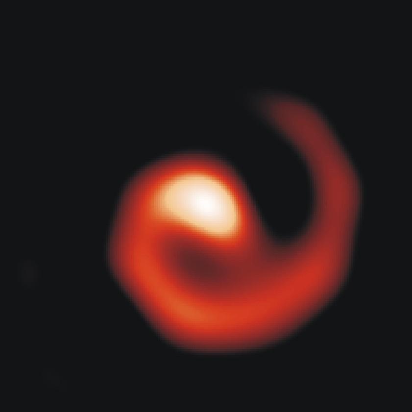 Hviezda WR 104