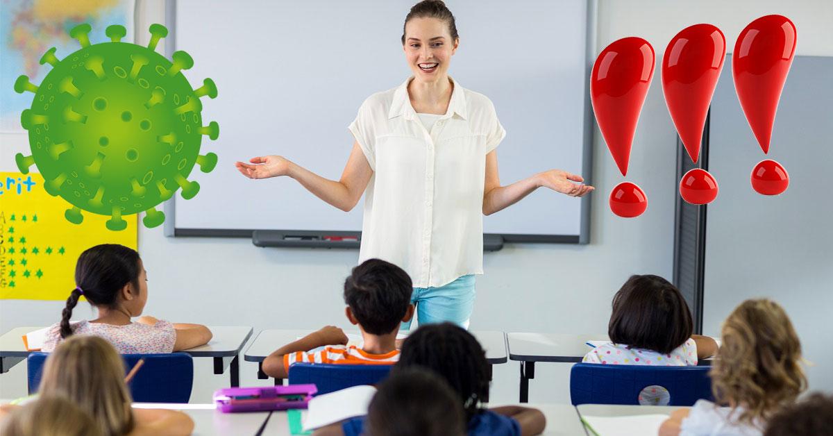 Nakazená učiteľka v škôlke