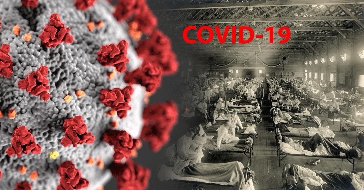 Celosvetová pandémia COVID-19
