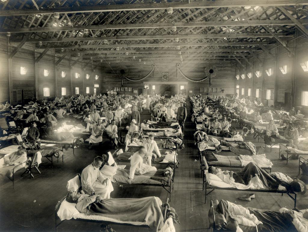 Španielska chrípka