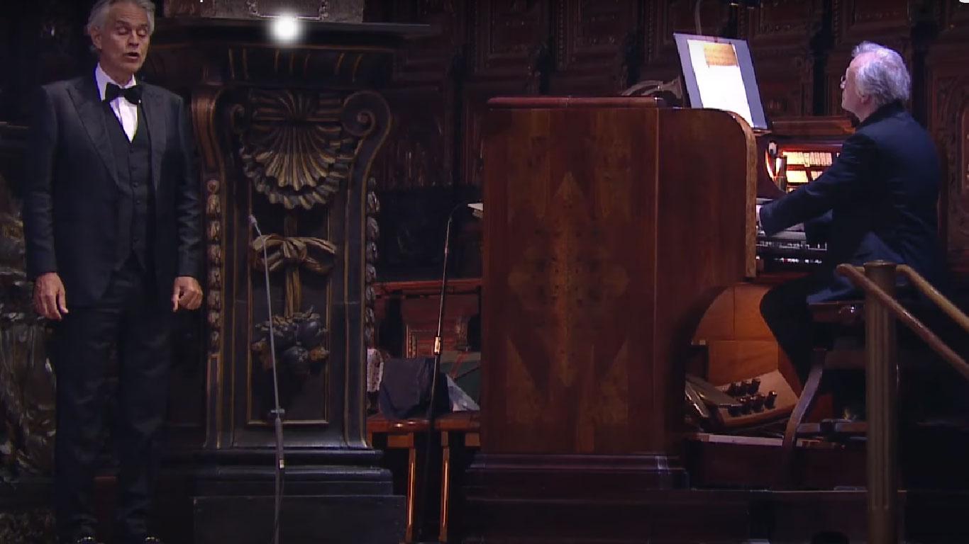 Andrea Bocelli koncert