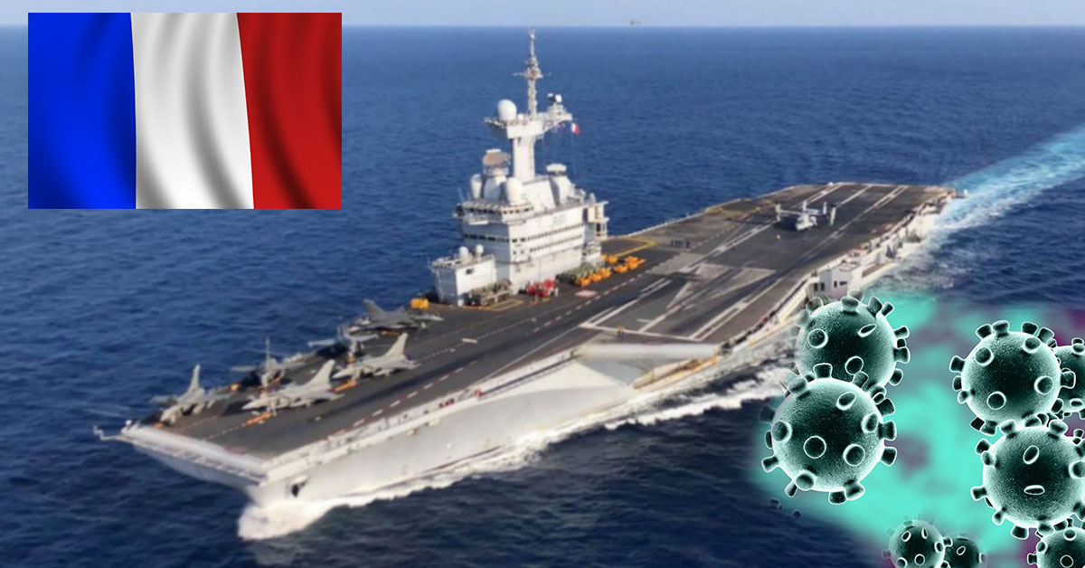 Lietadlová loď Charles de Gaulle