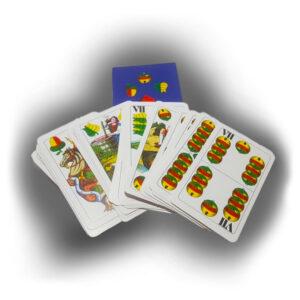 Balíček sedmových kariet
