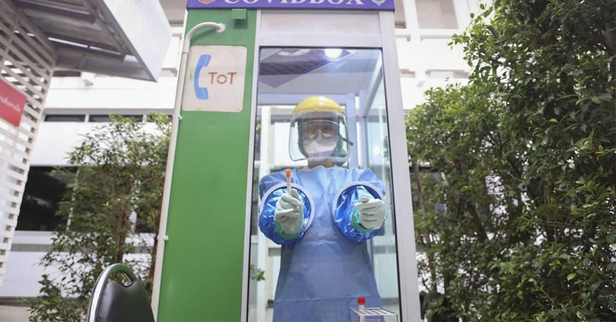 COVIDBOX v Thajsku
