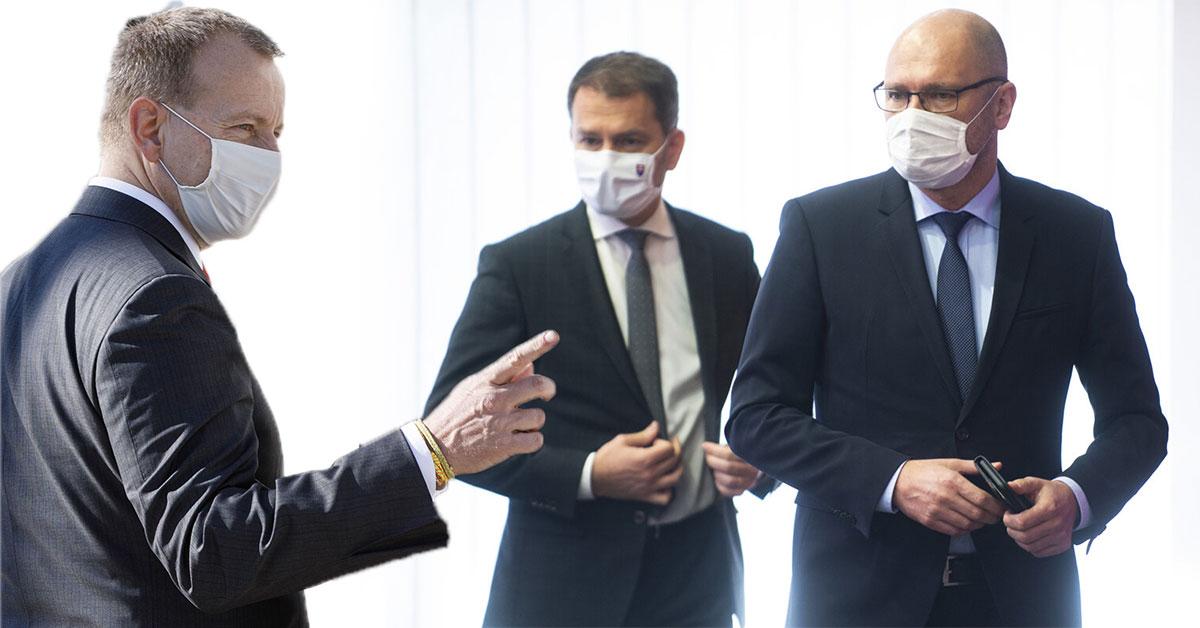 Hádka medzi premiérom a ministrom