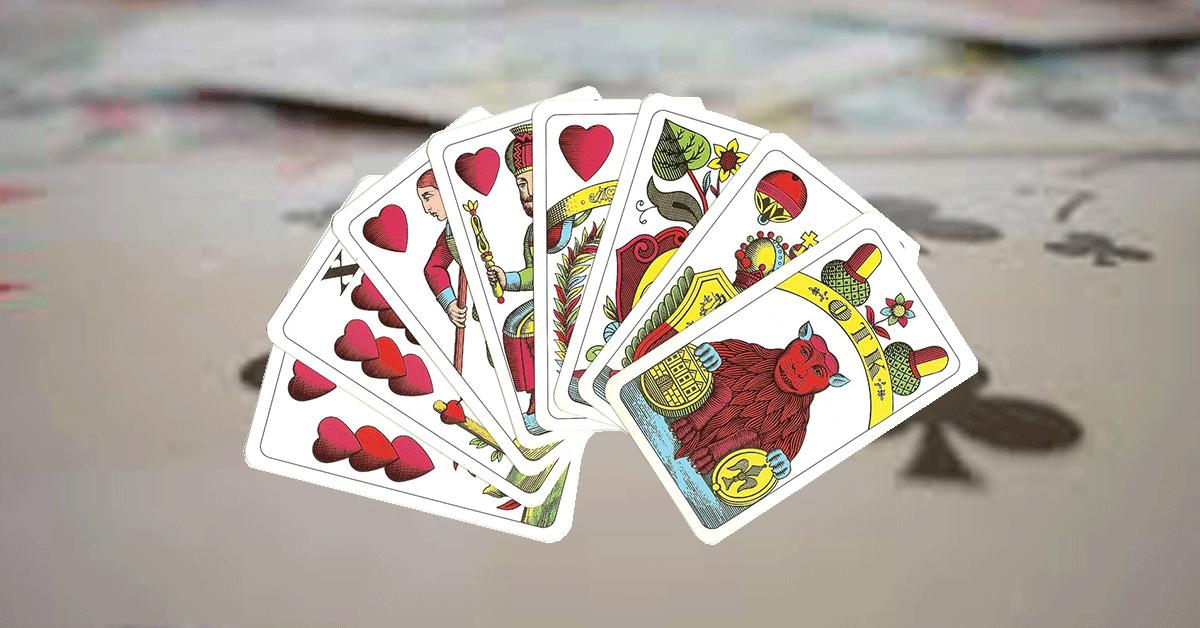 Kartová hra Podvod
