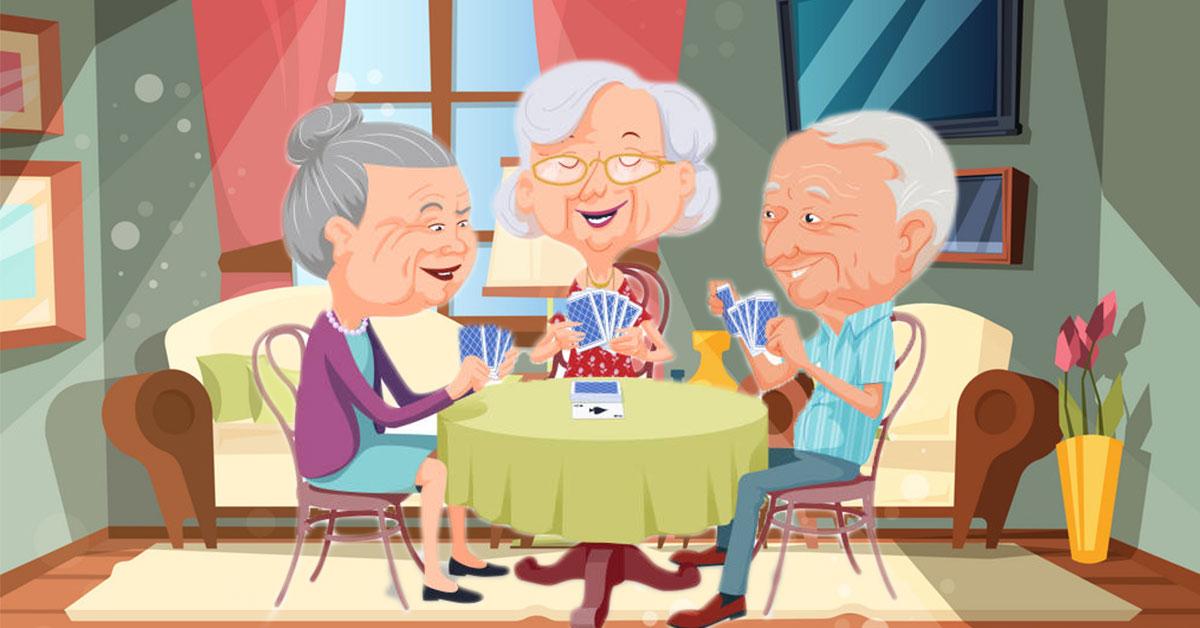 Kartová hra Babka