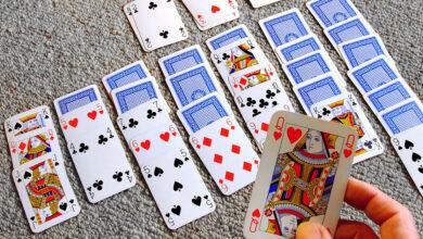 Photo of Pravidlá hry Solitaire – hra pre jedného hráča