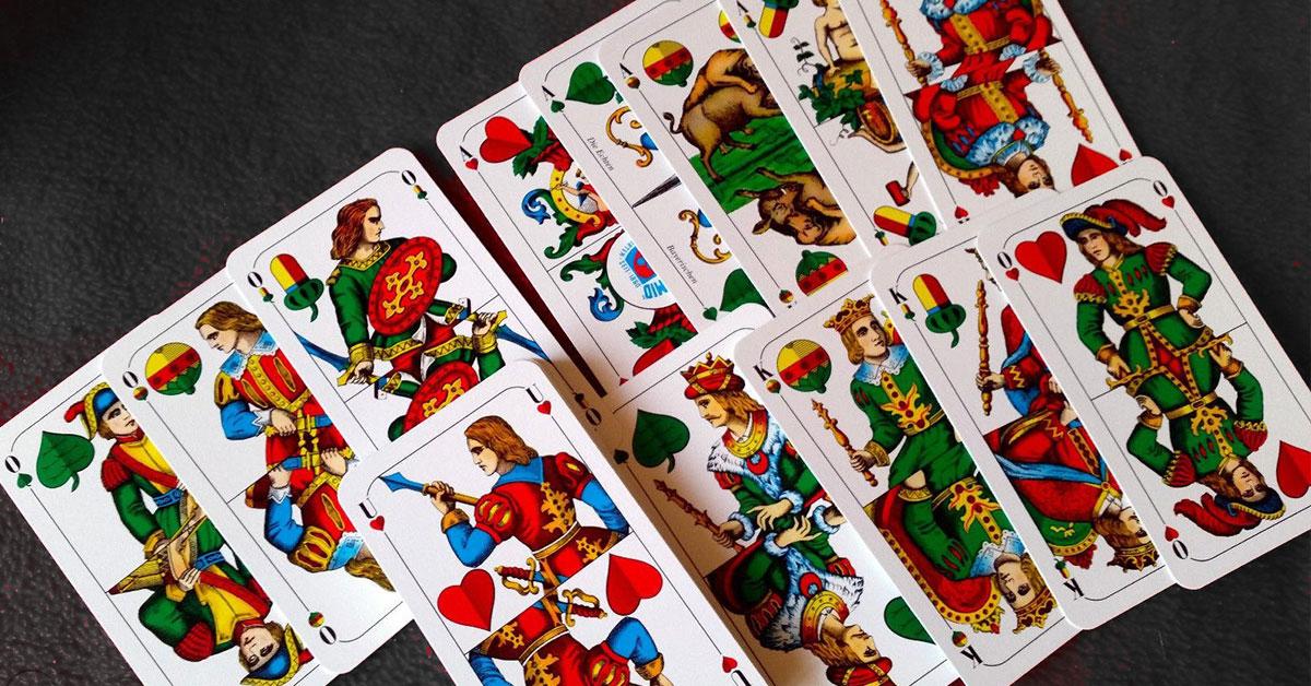 Kartové hry pre dvoch