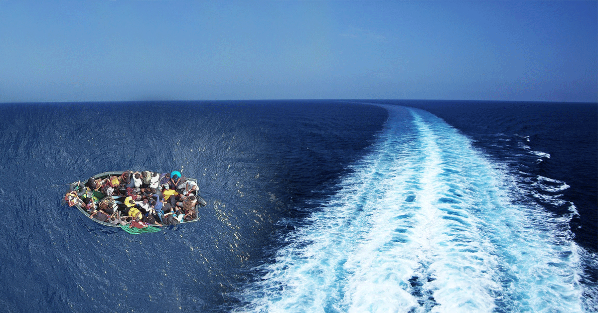 Marocký migranti utekajú domov