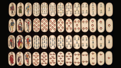 Najstaršie hracie karty