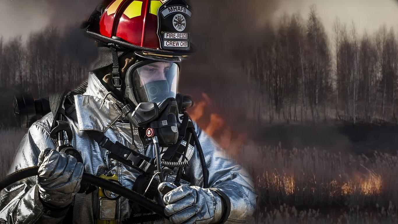 Požiar v Černobyle