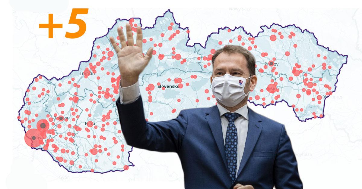 Pozitívne správy pre Slovensko