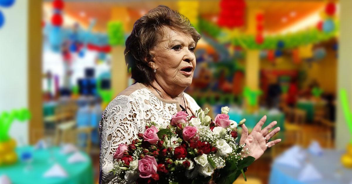 Jiřina Bohdalová - 89 narodeniny