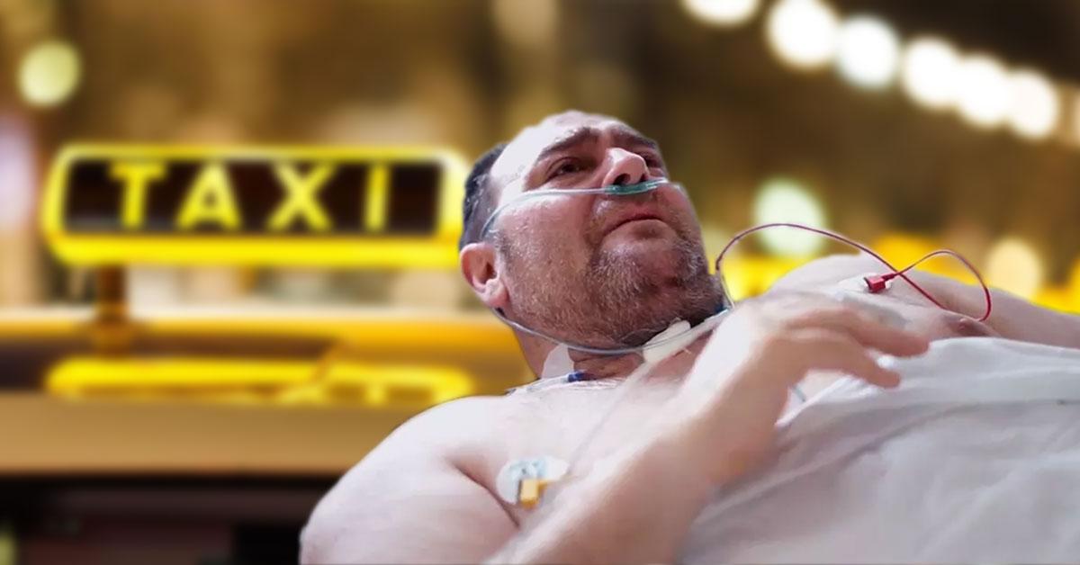 Taxikár sa k práci nevráti