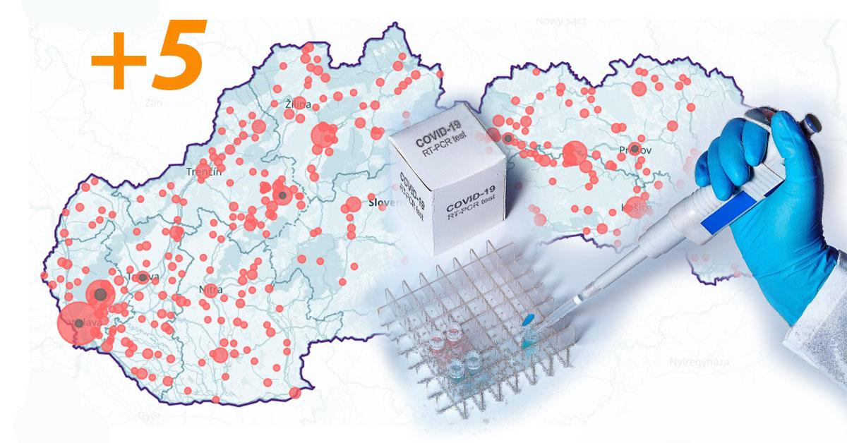 Testovanie na Slovensku