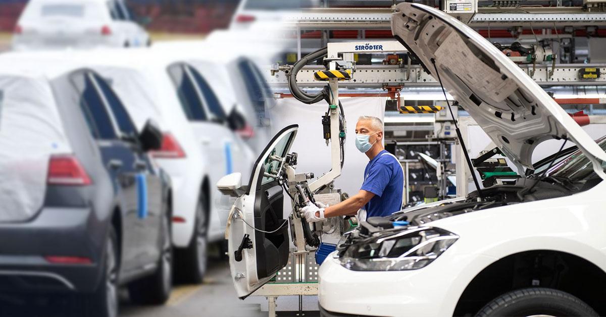 Volkswagen zatvára