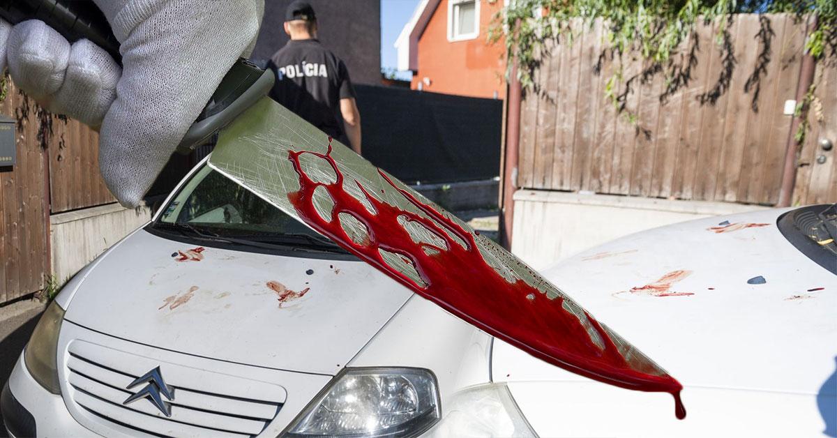 Tragédia na Nákovnej v Bratislave