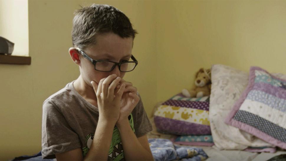 9 ročný Kubko - Misia nový domov - TV Markíza