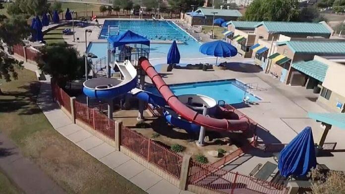 Nehoda v aquaparku