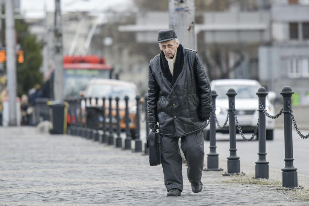 Dôchodca na Slovensku