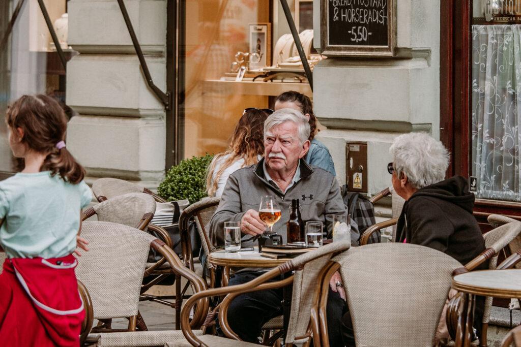 Dôchodca v zahraničí