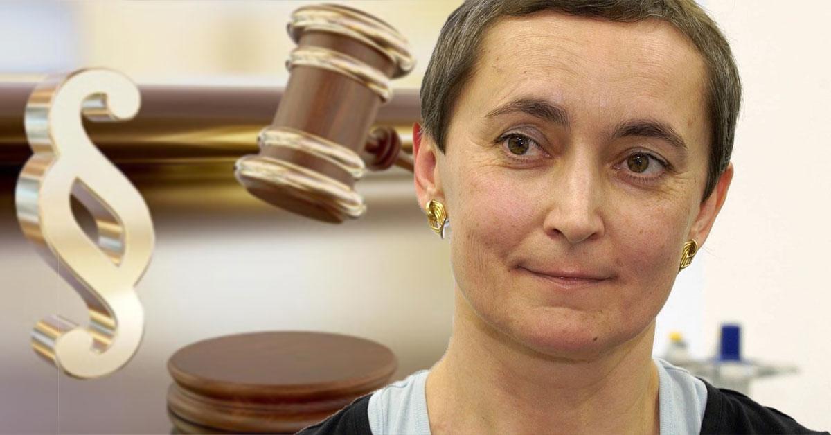Doktora Soňa Peková je obžalovaná