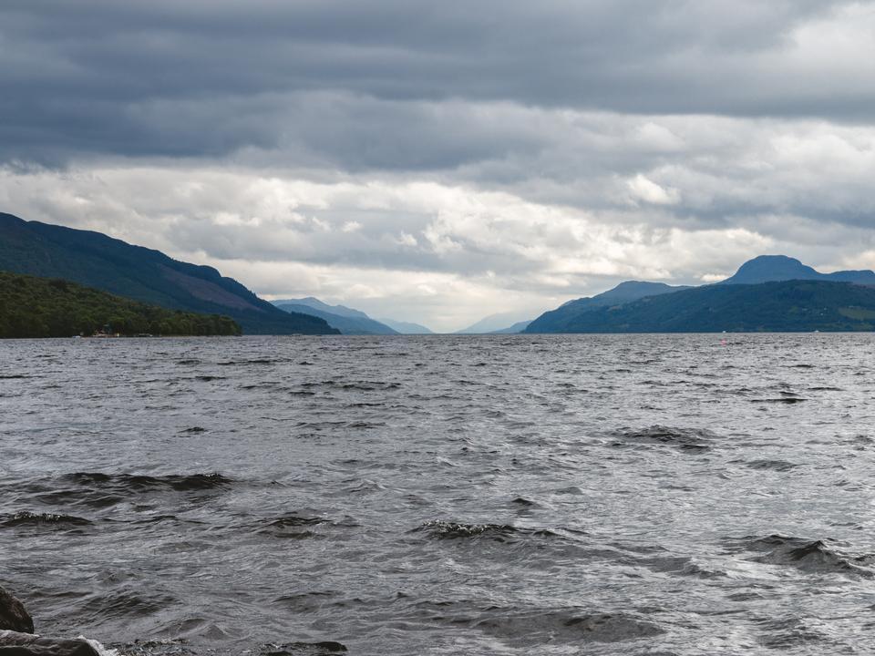 Jazero Loch Ness, Zdroj: iStock