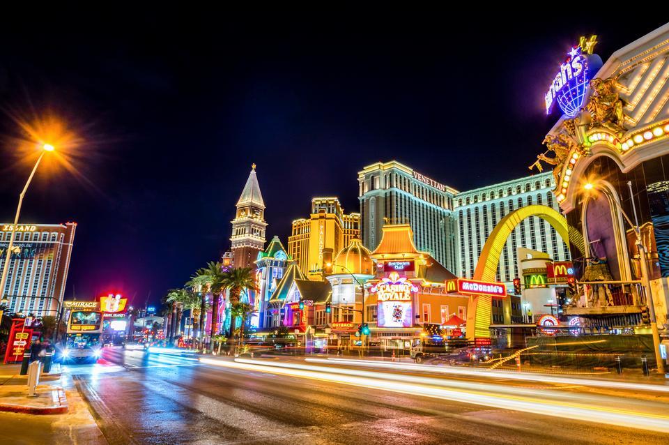 Las Vegas, Zdroj: iStock