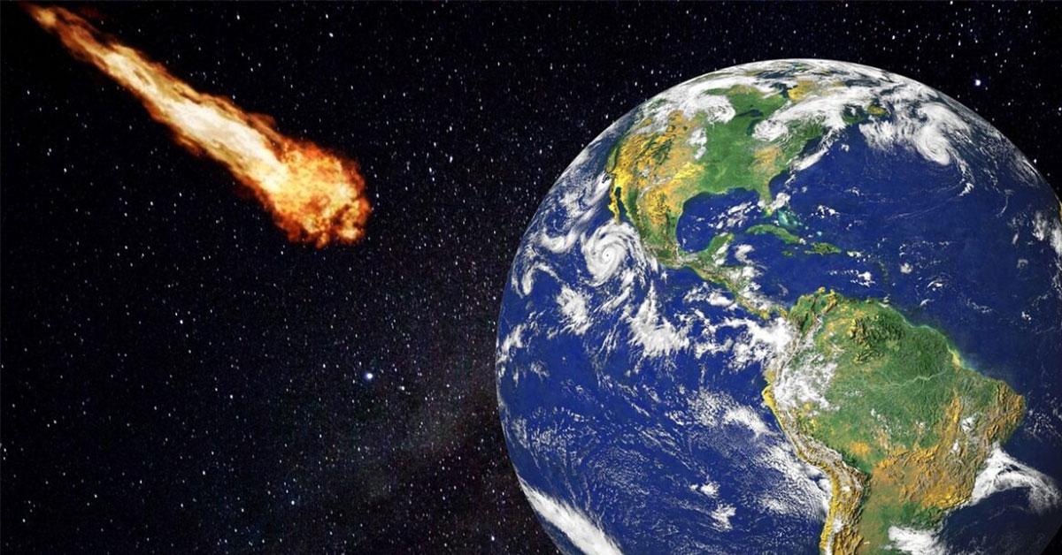 Na Zem mieri asteroid