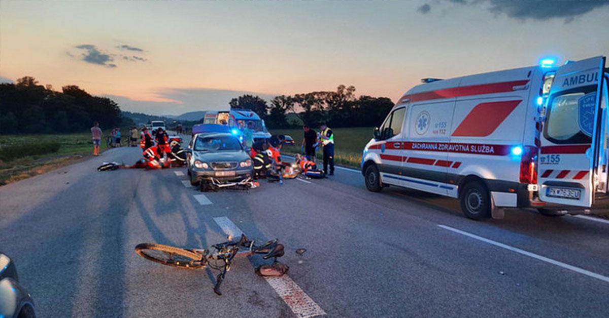 Dopravná nehoda Svidník
