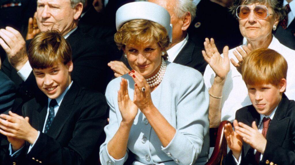 Princezná Diana, Zdroj: Northfoto