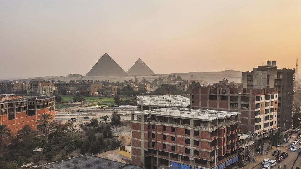 Pyramídy v Egypte, Zdroj: iStock