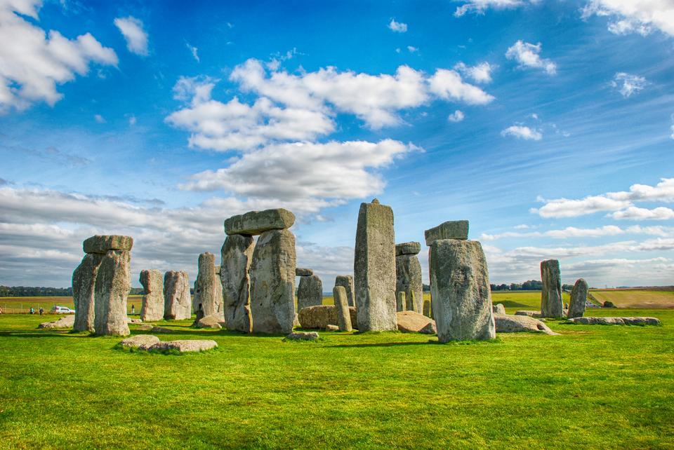 Stonehenge, Zdroj: iStock