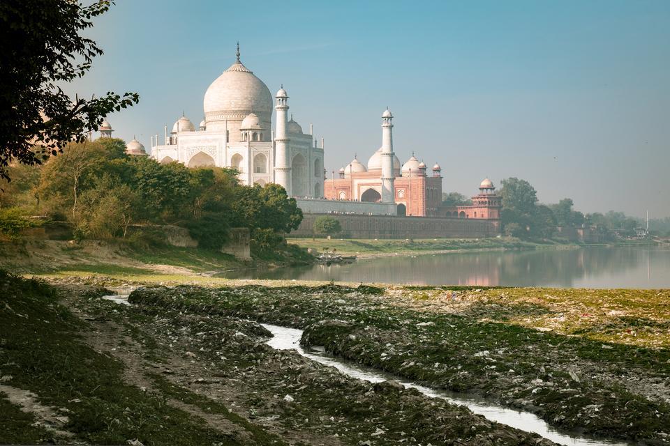 Tádž Mahal, Zdroj: iStock