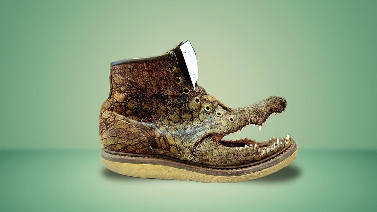 Topánky z krokodíla