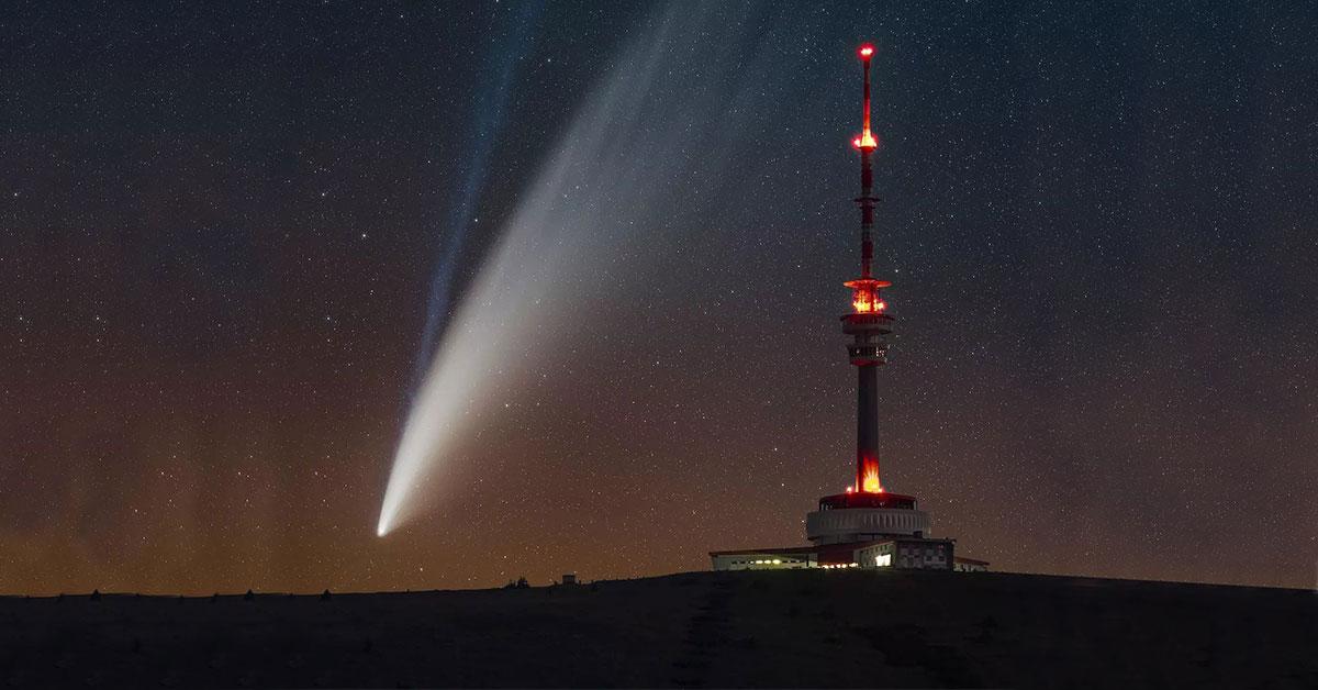 Veľká kométa roku 2020