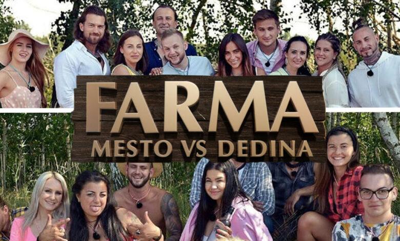 Všetci súťažiaci Farmy 12