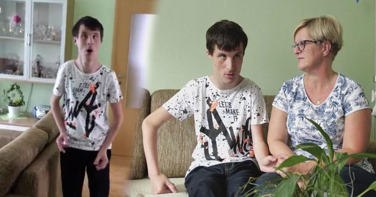 Hendikepovaný Jakub potrebuje zubára, dostal termín až o dva roky, Zdroj: TV Markíza