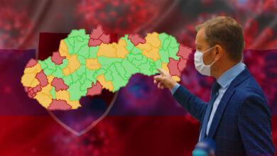 Photo of SOBOTA cez 470 pozitívnych prípadov – 265% NÁRAST – SLEDUJTE OKRESY