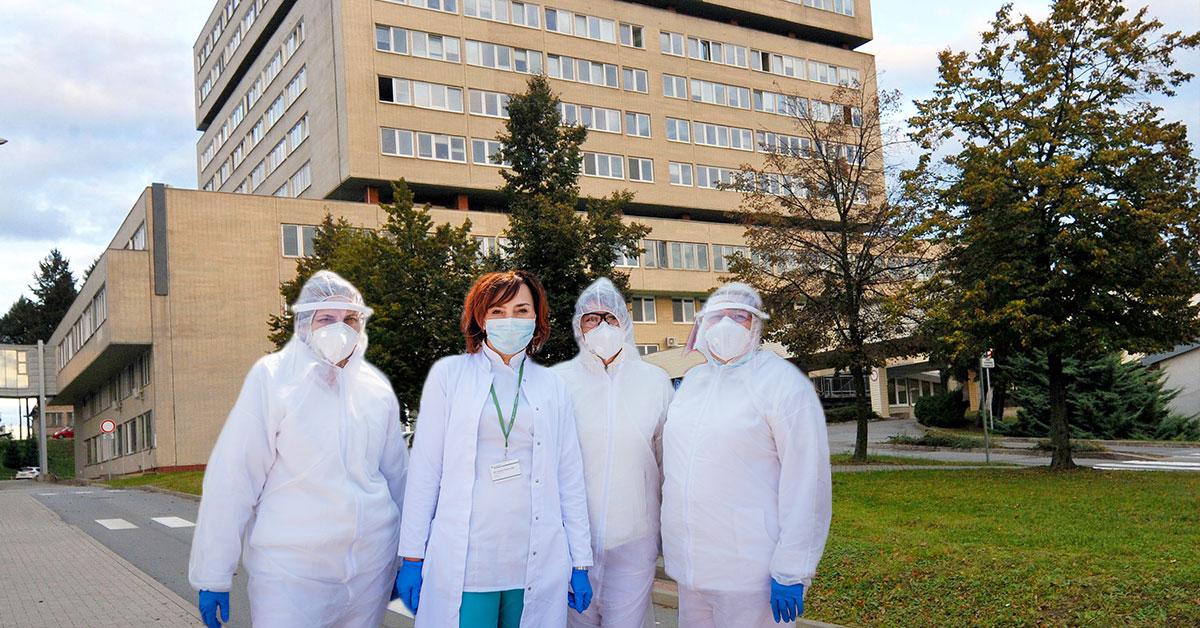 Nemocnica v Prešove
