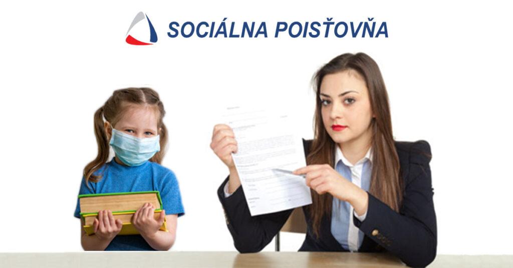 OČR Sociálna poisťovňa počas pandémie