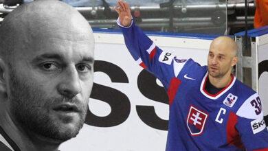 Hokejová legenda Pavol Demitra